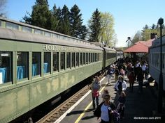 The Berkshire Scenic Railway plans to operate a tourist line between North Adams and Adams. More than 16,000 people were riding the museum's summer lines annually in South County.
