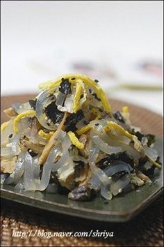 Korean Kitchen, Korean Food, Korean Recipes, Japchae, Healthy Habits, Side Dishes, Food And Drink, Cooking Recipes, Beef