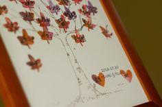 ウェディングツリー もみじ 紅葉 かえで 楓 秋 weddingtree autumn maple