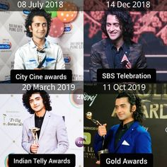 "Sumedh Mudgalkar ❤️ [ FC ] on Instagram: ""you dreamed for it.. You believed for it.. You worked for it.. You sacrificed for it.. and finally You did it SUNSHINE 😍 4 awards in 1.5…"" Radha Krishna Love Quotes, Cute Krishna, Radha Krishna Pictures, Radha Krishna Photo, Krishna Photos, Krishna Art, Radhe Krishna Wallpapers, Instagram Emoji, Sumo"
