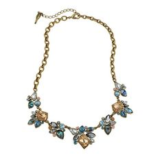 Sunset on the Seine Cluster Necklace! 25% until 12/22 www.chloeandisabel.com/boutique/forgetmenot
