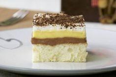 Ledene kocke u dvije boje - kremasta fantazija Tiramisu, Ethnic Recipes, Food, Meal, Eten, Meals, Tiramisu Cake