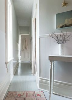 painted wood floors hold a special spot in my heart!