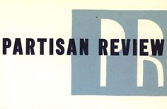 Partisan Review Now Digitized for Your Reading Pleasure