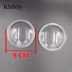 Car Styling Genuine OE Car Fog Lamps Lights Glass 9CM 2 PCS #women, #men, #hats, #watches, #belts, #fashion, #style