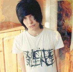 I think I set my expectations too high for cute guys who like bands... cause none exist at my school.. #foreveralone