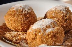 Galuste cu prune de post | Retete culinare cu Laura Sava