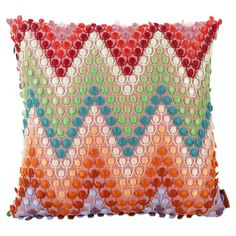 Discover the Missoni Home Naciria/Nuh Cushion - 159 - 30x30cm at Amara