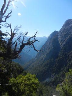 Samaria Gorge, we hiked this summer vacation, 2014