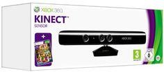 Kinect Sensor With Kinect Adventures Xbo...