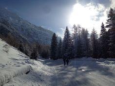 La Thuile (Italian Alps)