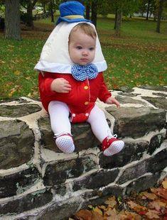 Humpty Dumpty child