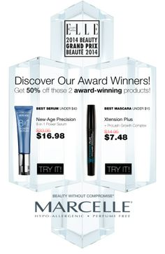 50% OFF Offer! Discover our #GPBELLE Award Winners now. Ends Monday, April 28th.
