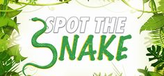 QuizDiva – Spot The Snake Quiz Answers