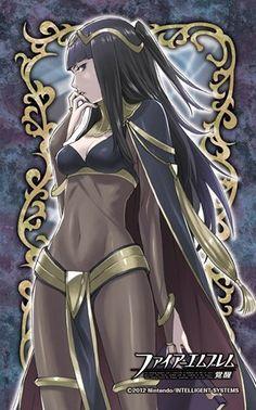 Rhajat Fire Emblem, Fire Emblem Fates, Anime Girl Neko, Manga Girl, Female Character Design, Character Art, Fire Emblem Awakening Tharja, Mai Waifu, Anime Elf