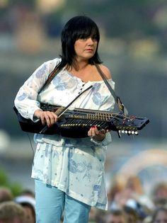 The nyckelharpa is a traditional Swedish instrument that has been played in one form or another for more than 600 years. (Åsa Jinder)