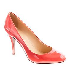 In love with all the J.Crew pumps!
