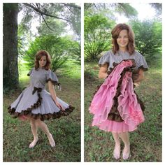 75Hey, I found this really awesome Etsy listing at https://www.etsy.com/listing/158619018/vintage-50s-square-dance-dress-brown