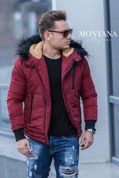 Geaca ASYM Barbati David Gandy, Winter Jackets, Design, Fashion, Bebe, Winter Coats, Moda, Winter Vest Outfits, Fashion Styles