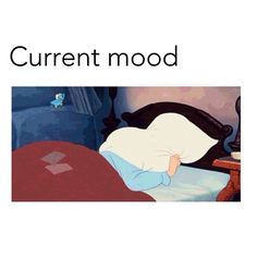 Current Mood: So Tired.