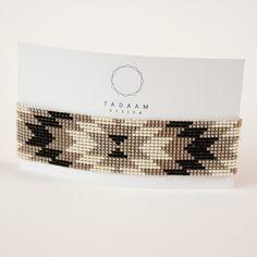 Bracelet tissé en perles miyuki / Perles argentées en plaquées Argent 925 Bracelet 100% fait à la main en France !! ► DESCRIPTION Longueur du bracelet : entre 13 e - 17016406