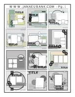 7 pgs of Scrapbook layouts you can download w/ 12 page layouts per download.  Total of 76 single page layouts & 4 double pg layouts