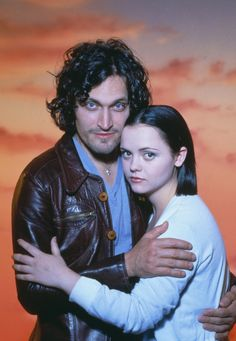 Vincent Gallo and Christina Ricci