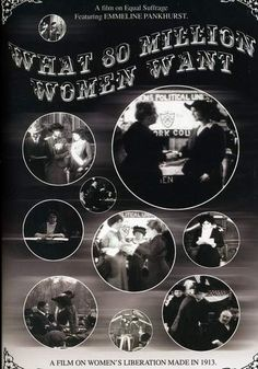 Shop What 80 Million Women Want [DVD] at Best Buy. Find low everyday prices and buy online for delivery or in-store pick-up. Suffrage Movement, Womens Liberation, Best Buy Store, Equal Rights, Silent Film, Cool Things To Buy, Stuff To Buy, All Brands, Personalized Items