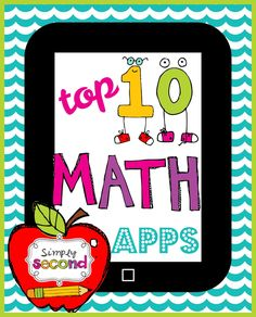 Teaching With Mrs. Hynst: Top 10 Math Apps