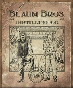 The Blaum Bros. Distilling Co. distills and produces fine spirits in the heart of Galena, Illinois. Schnapps, Adventure Is Out There, Distillery, Whisky, Bourbon, Illinois, Liquor, Vodka, Places To Visit