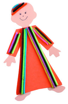 Joseph's Coat of Many Colors (216-904) from Guildcraft Arts & Crafts!