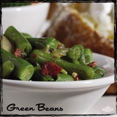 Texas Roadhouse Green Beans Recipe.