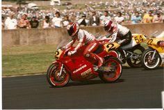 Randy Mamola - British GP Donington