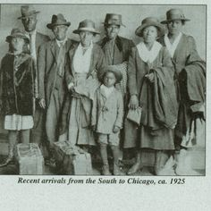Photos ofAfrican Americans from Champaign from In All My Years ...Pullman, Illinois, part of the great migration for African America
