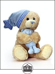Keel Toys 25cm Cuddles Ours musical avec ours en peluche-Bleu  ✿ Regalos para recién nacidos - Bebes ✿ ▬► Ver oferta: http://comprar.io/goto/B00GHPQZRO