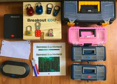 With Breakout EDU, you can bring the escape room experience into the classroom with games that are engaging and help to build teamwork, problem solving, critical thinking and troubleshooting skills. Did I mention they are a lot of fun?
