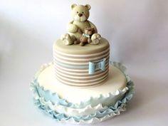 Bear Cake Tutorial