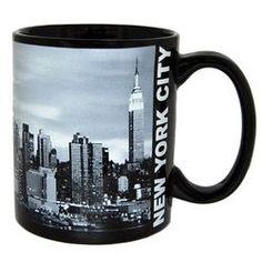 New York City Skyline Photo 11oz. Mug
