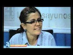 """El programa """"Los Desayunos"""" de Teleamazonas realizó un reportaje sobre el tema de la Trata de Personas en Ecuador e invito a Esperanza Joves, coordinadora de la Red Andina de Migraciones para que hablara sobre el tema y el trabajo que la Fundación ESPERANZA realiza al respecto"""