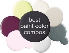 The best paint combinations for your home: If you're looking for the hues that work together, we're here to help.