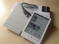Sony Reader PRS-T3 im Test: Kompakt, multifunktional, ohne integrierte Beleuchtung   eBook-Fieber.de