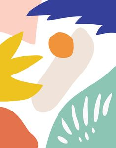 Modern Colorful Abstract Nordic Gallery Wall Art Fine Art Canvas Prints Contemporary Style Scandinavian Design Home Interior Wall Decor - Canvas Wall Art, Wall Art Prints, Poster Prints, Canvas Prints, Illustration, Poster Pictures, Wall Pictures, Modern Artwork, Modern Art Prints