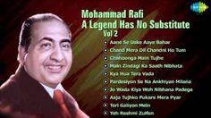 mohd rafi hit songs - YouTube
