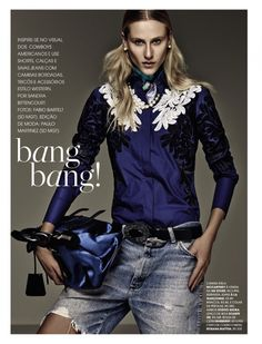 nice Marie Claire Brasil | Editorial de Moda Maio 2013 | Alicia Kuczman por Fabio Bartelt