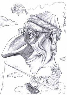 Caricatures | Olivier Ganan