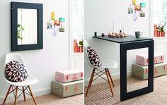 Mirror Folding Table
