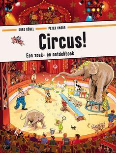 bol.com | Circus!, Doro Göbel & Peter Knorr | 9789021669786 | Boeken