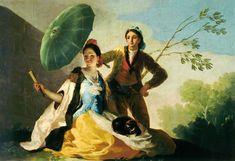 Titulo de la imágen Francisco José de Goya - El parasol