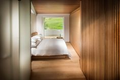"""Gallery of Thom Mayne, Ando, Kuma & Zumthor Contribute Rooms for """"House of Architects"""" Hotel in Vals - 13"""