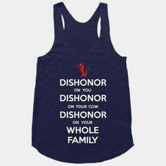 Dishonor (different style)